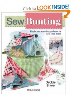 sew bunting by debbie shore_