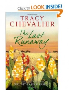 the last runway by tracey chevalier_