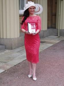 Dame Sarah Storey OBE MBE