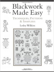 Blackwork Made Easy by Lesley Wilkins