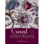 crewel intention by helen blomkamp_