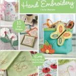 easy to learn embroidery by chris malone