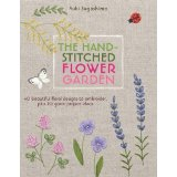 the hand stitched flower garden book_