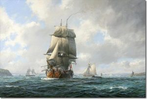 Plymouth Endeavour 1768