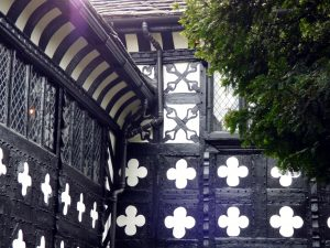 visit to Speke Hall, May 2019