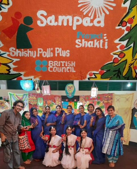 Divali Festival of Light in Sreepur 2020
