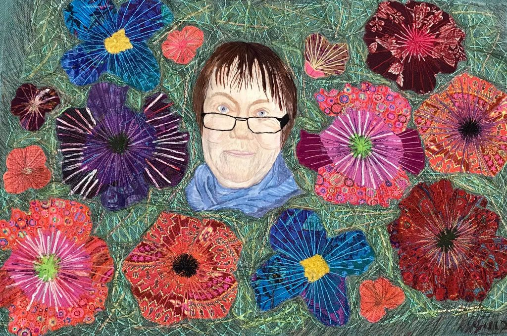 FLOWERS FOR MARIE by Gill Roberts